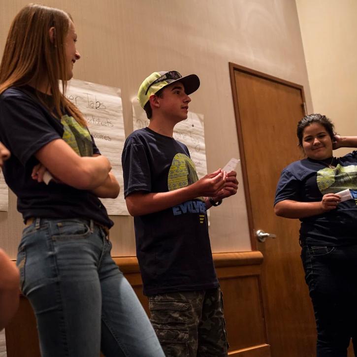 Evolvement Leadership Teams