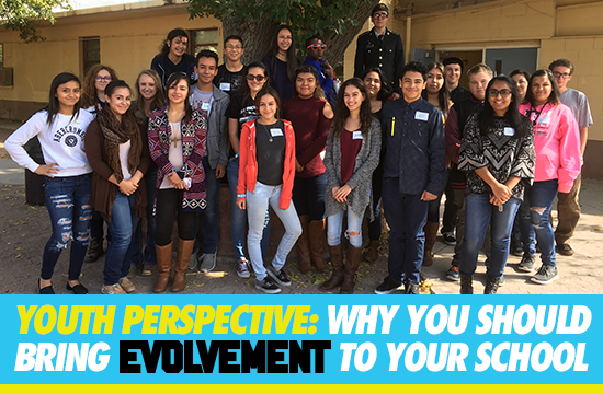 Why You Should Bring Evolvement to Your School