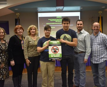 Helping My School District Adopt the First Truly Tobacco-Free Policy in New Mexico